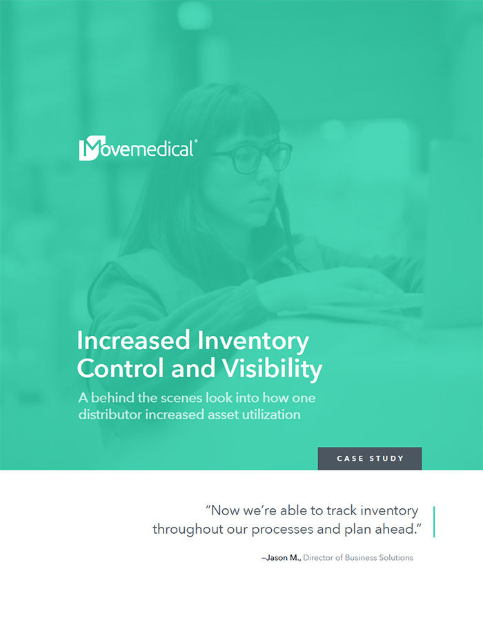 Case Study: Increased Inventory Control and Visibility