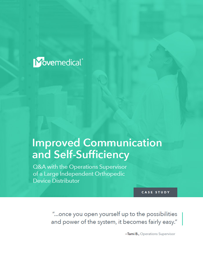 Case Study: Improved Communication and Self-Sufficiency