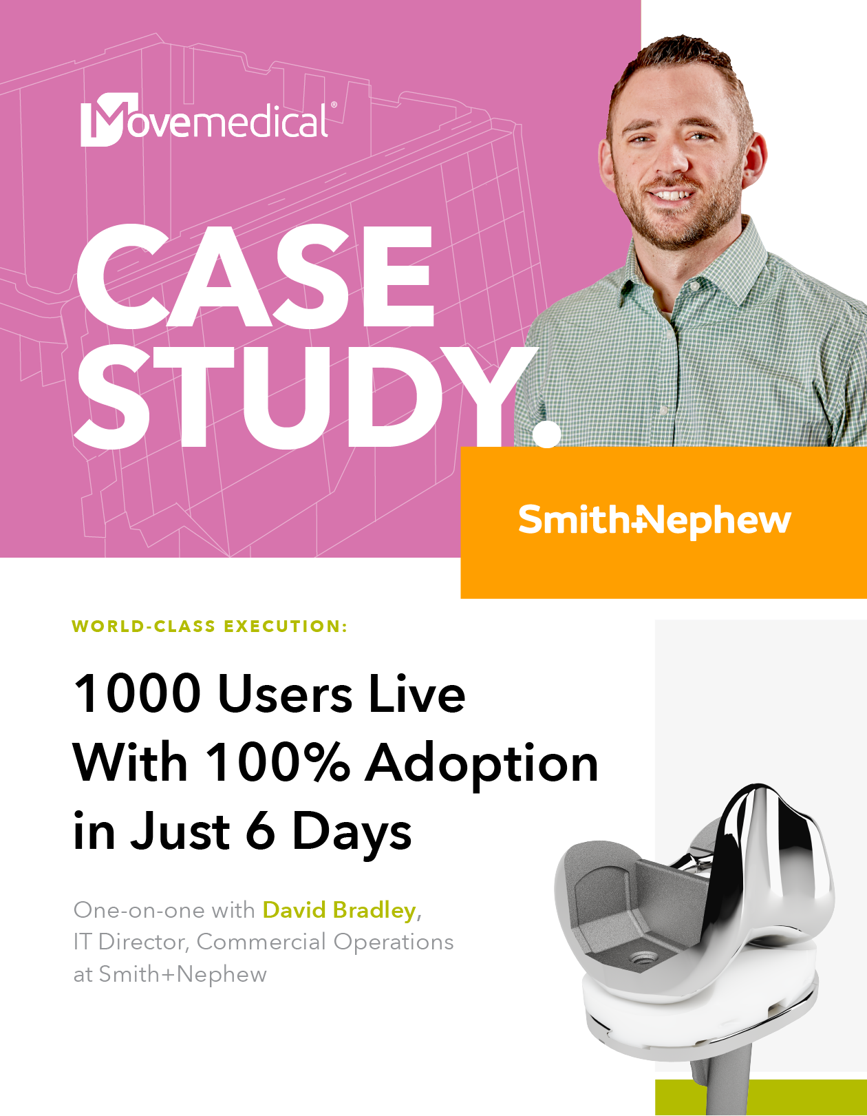 Smith+Nephew Case Study: World Class Execution