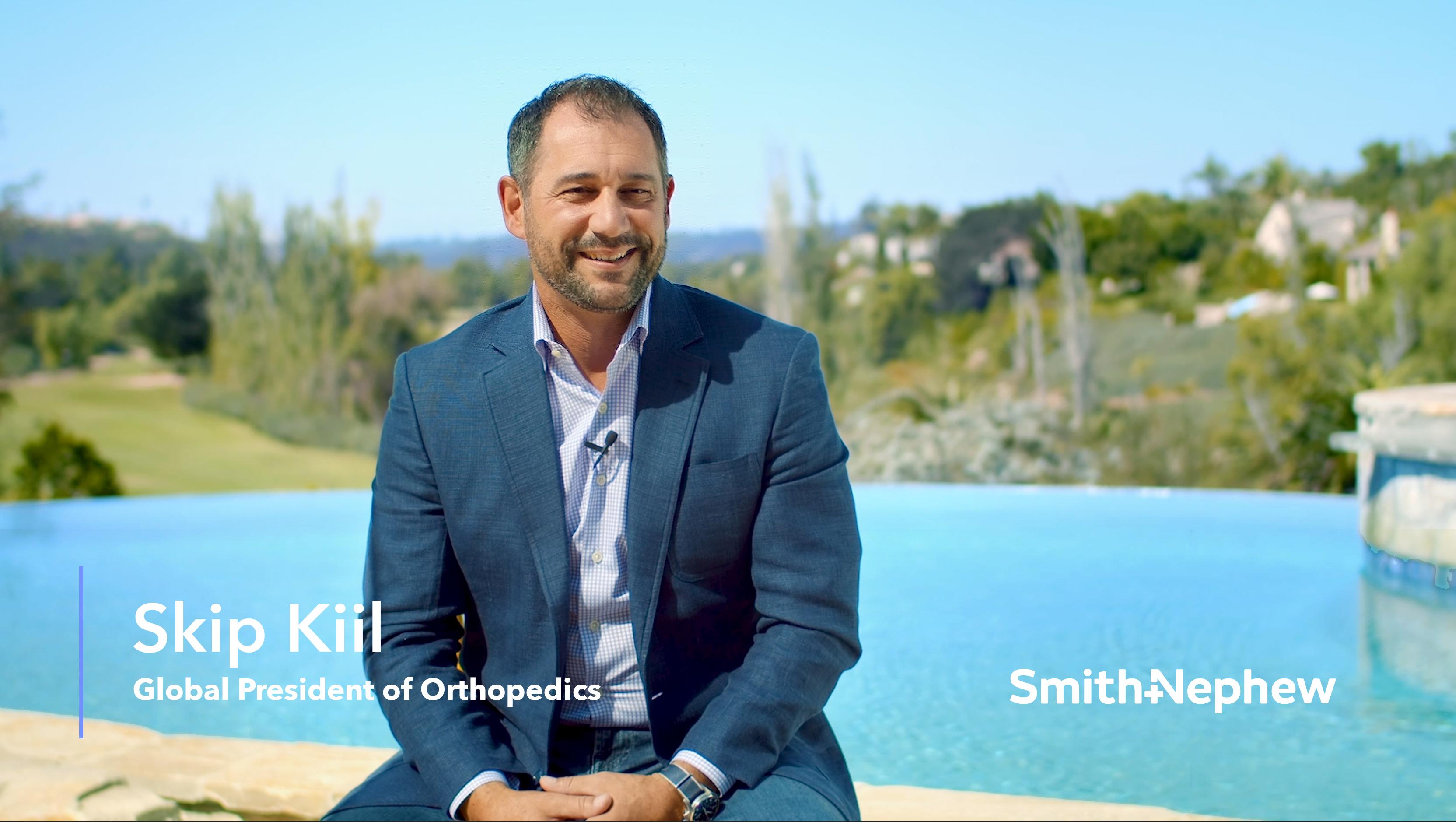Testimonial: Skip Kiil talks Strategy, Partnership and Innovation